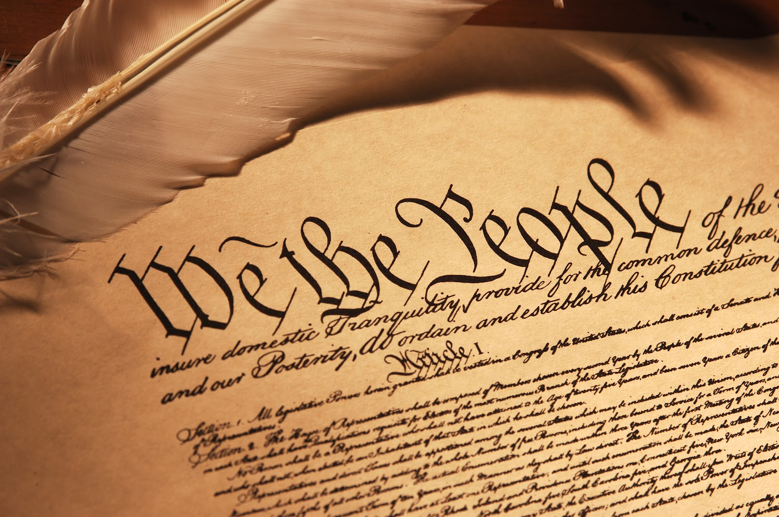 History clipart constitution #7