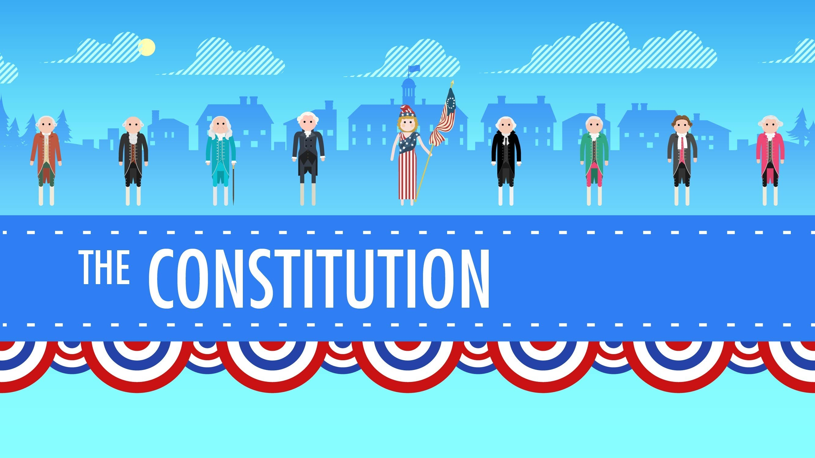 History clipart constitution #12