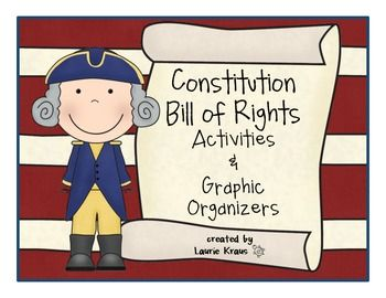Us History clipart bill rights And best Day Constitution Activities