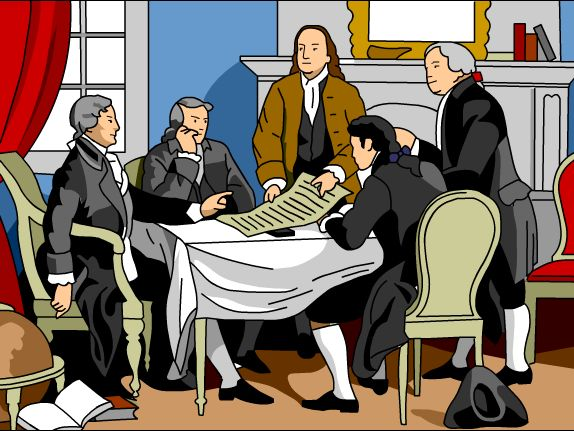 Declaration Of Independence clipart historical fiction On 4 BrainPOP of 70