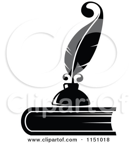 History clipart feather pen #3