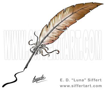 History clipart feather pen #5