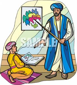 Geography clipart history Teaching A Royalty Colorful a