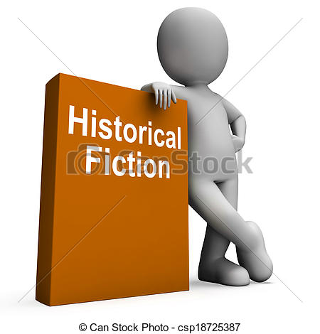 History clipart historical fiction And Fiction History Book And