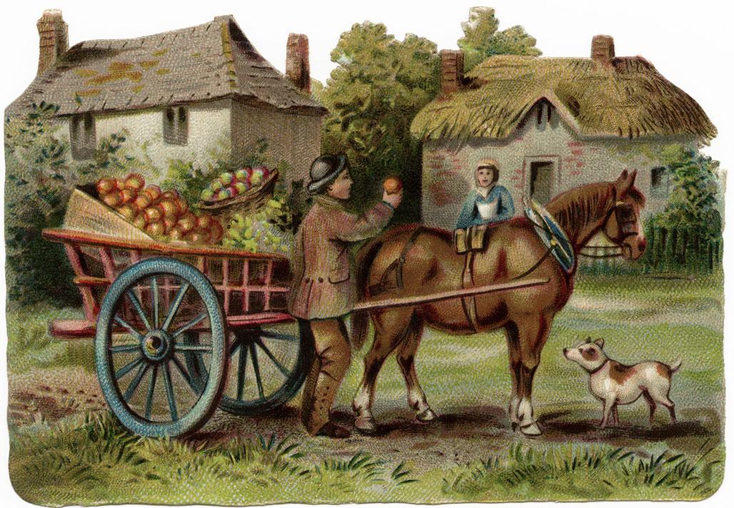 Cart clipart history  Golden Case Cart com/avery/needlecase