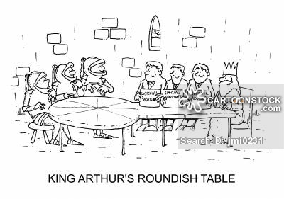 Knight clipart knights the round table Table Table and Comics The