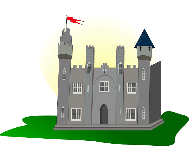 History clipart medieval castle Medieval Free  Castle Clip