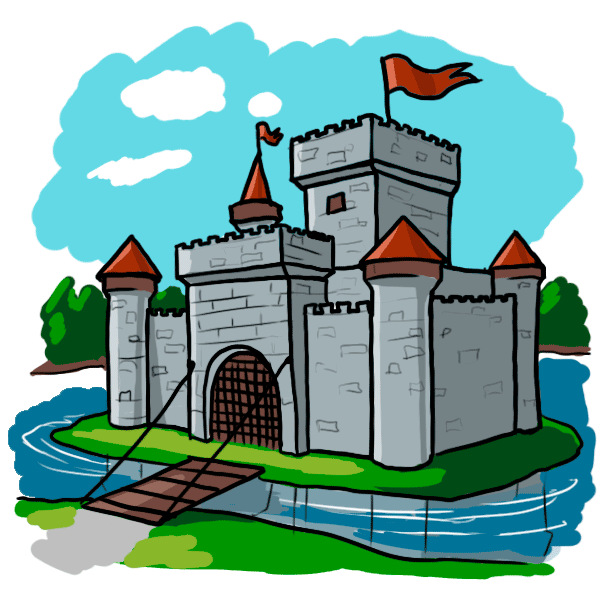 History clipart medieval castle For Displaying Images cartoon of