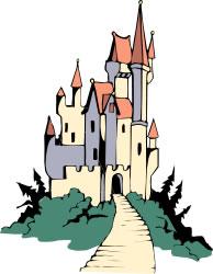 Medieval clipart medieval city Medieval Clipart castle A Clipart