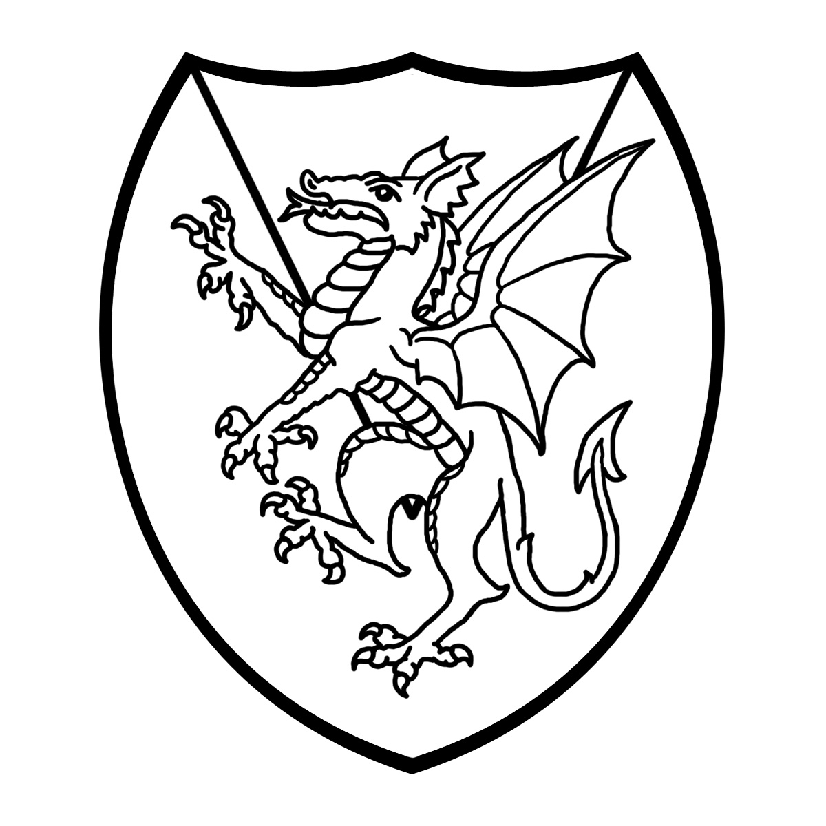 Shield clipart medieval shield Knight Knight Clipart History: Clip