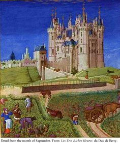 History clipart medieval manor #12