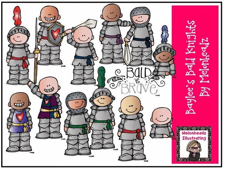 Knight clipart brave kid Illustrating on 391 Melonheadz Meet