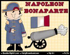 History clipart napoleon #6