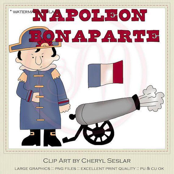 History clipart napoleon #10