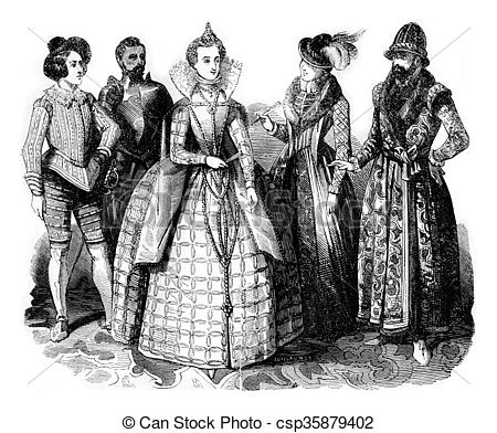 Illustration war Stock Sir England