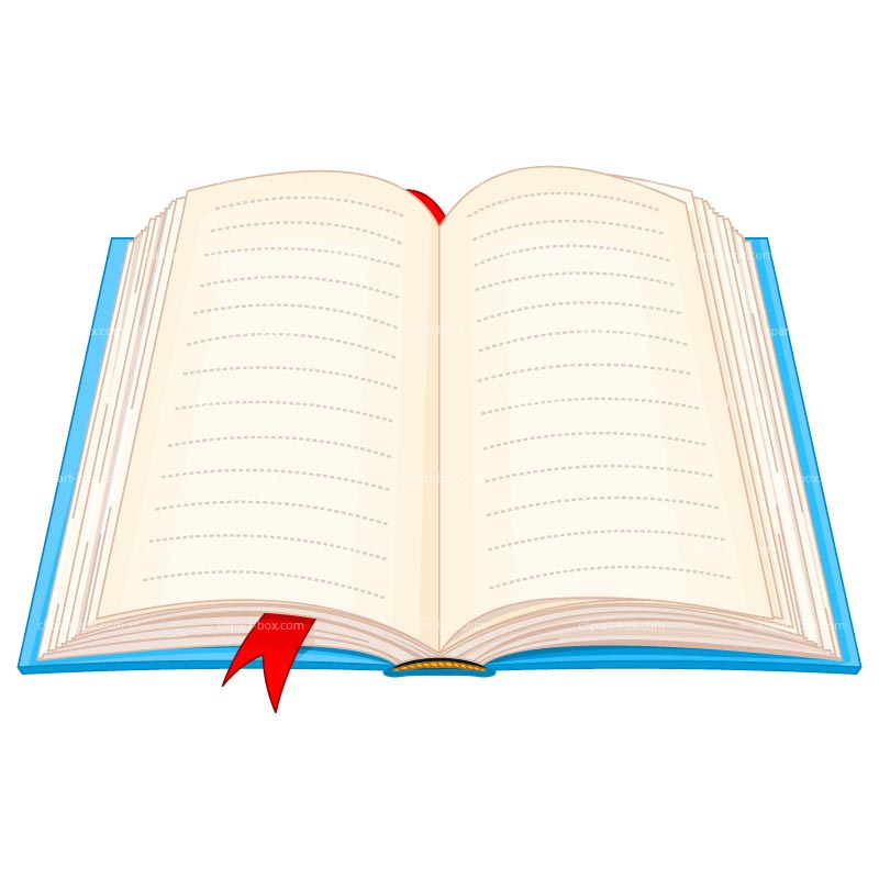 Book clipart open text Pdclipart images compdclipart 1 free