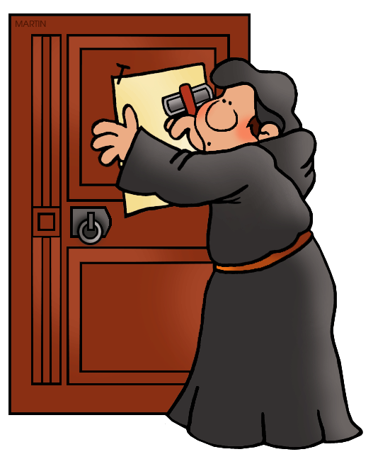 History clipart philip martin Martin Luther Luther Martin by