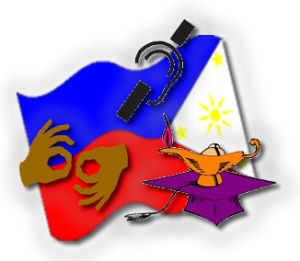 History clipart philippine Deaf Filipino education philippine Philippine