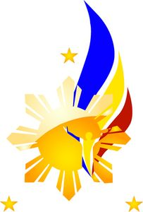 Ceremony clipart philippine flag Of Logo by  Philippine