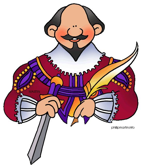 Medieval clipart romeo Playwright Clipart Tiny 20clipart Playwright