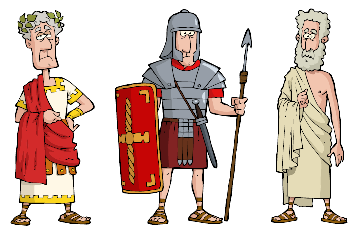 History clipart roman History: Roman Research History: Project