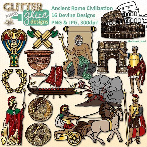 Ancient clipart social study #1