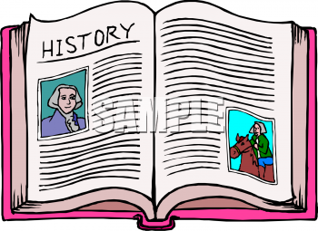 Bobook clipart chapter book Open of with Clipart History