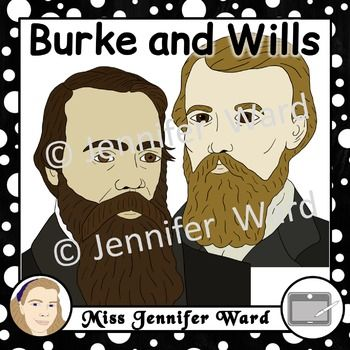 History clipart two And Wills  Robert Burke