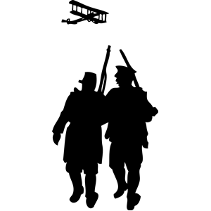Soldiers clipart wwi soldier War War of I