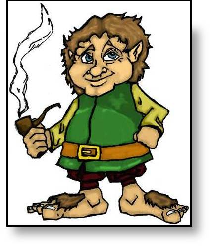 Hobbit clipart cartoon Free Clipart Panda Clipart Clipart