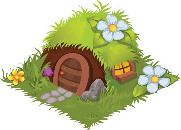 Hobbit clipart cartoon Hobbit clipart Art Images Vector