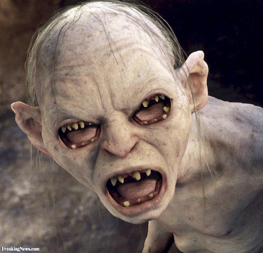 Hobbit clipart gollum Download Gollum Gollum Gollum Download