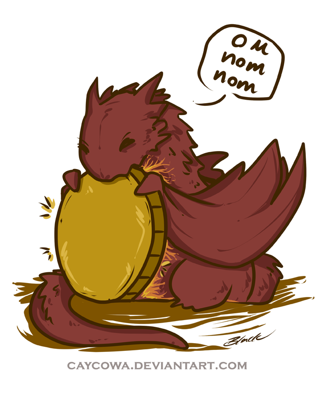 Hobbit clipart lotr Illustrations by of Smaug Lord