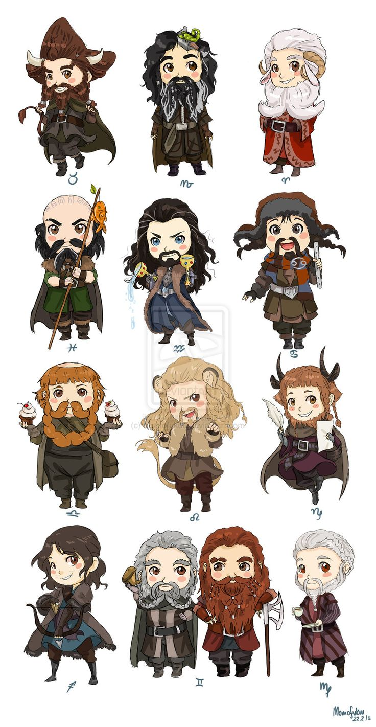 Hobbit clipart lotr And LOTR Hobbit Characters Find