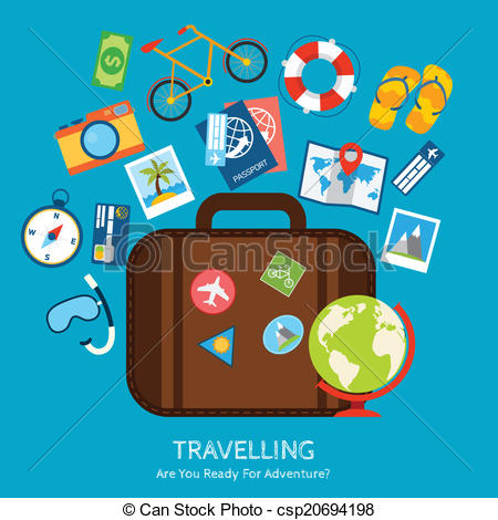 Adventure clipart family holiday #1