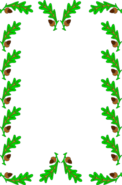 Leaves clipart boarder Images Free leaf%20border%20clipart Clipart Tree
