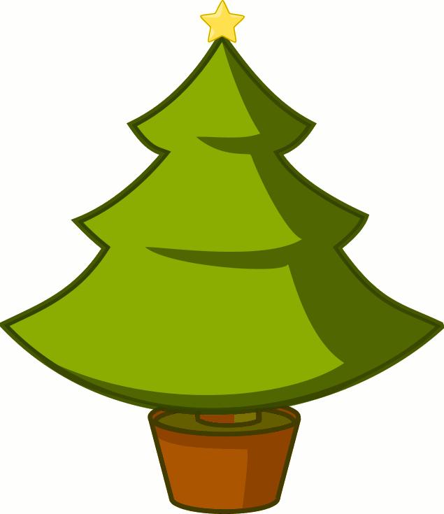 Christmas Tree clipart xmas tree Clip Free clip christmas holly
