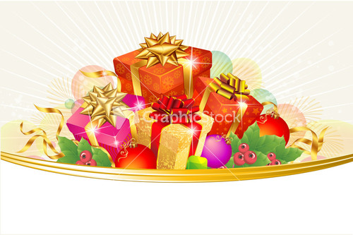 Holley clipart christmas food Image Template Stock Holly Balls