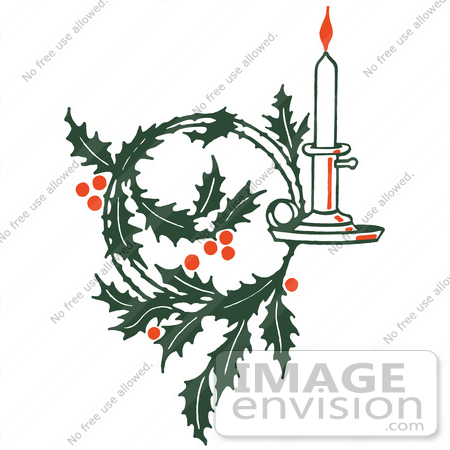Holley clipart christmas greens Collection clipart Christmas Vector Holly
