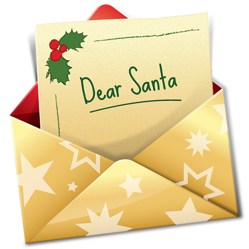 Holley clipart christmas letter Art art at Letter com