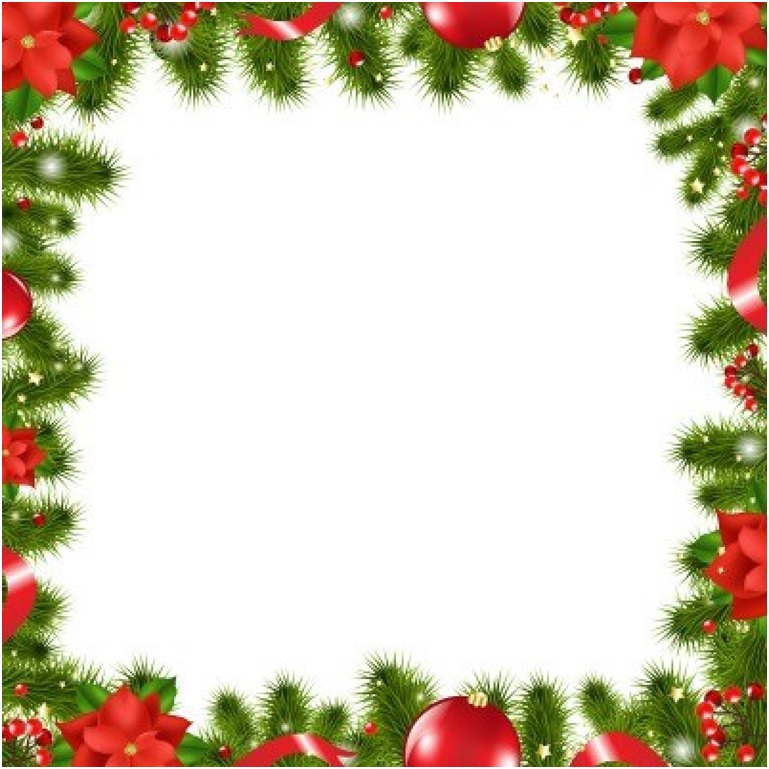 Background clipart christmas decoration  and backgrounds more clip
