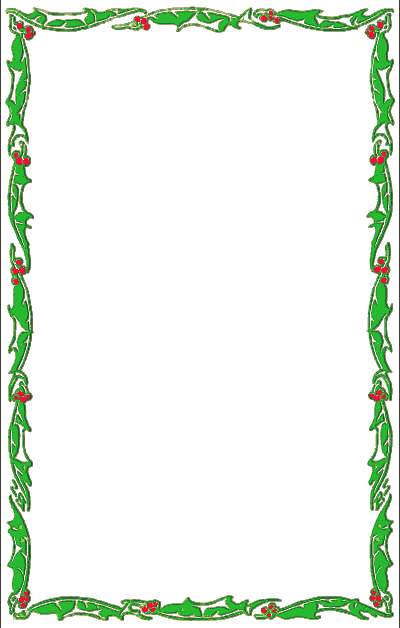 Holley clipart christmas things Clipart Free  Christmas Domain