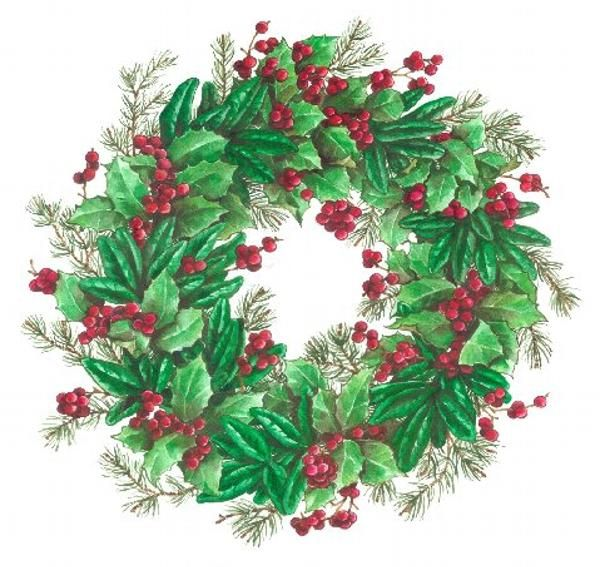 Holley clipart christmas things Clip on Find Clip this