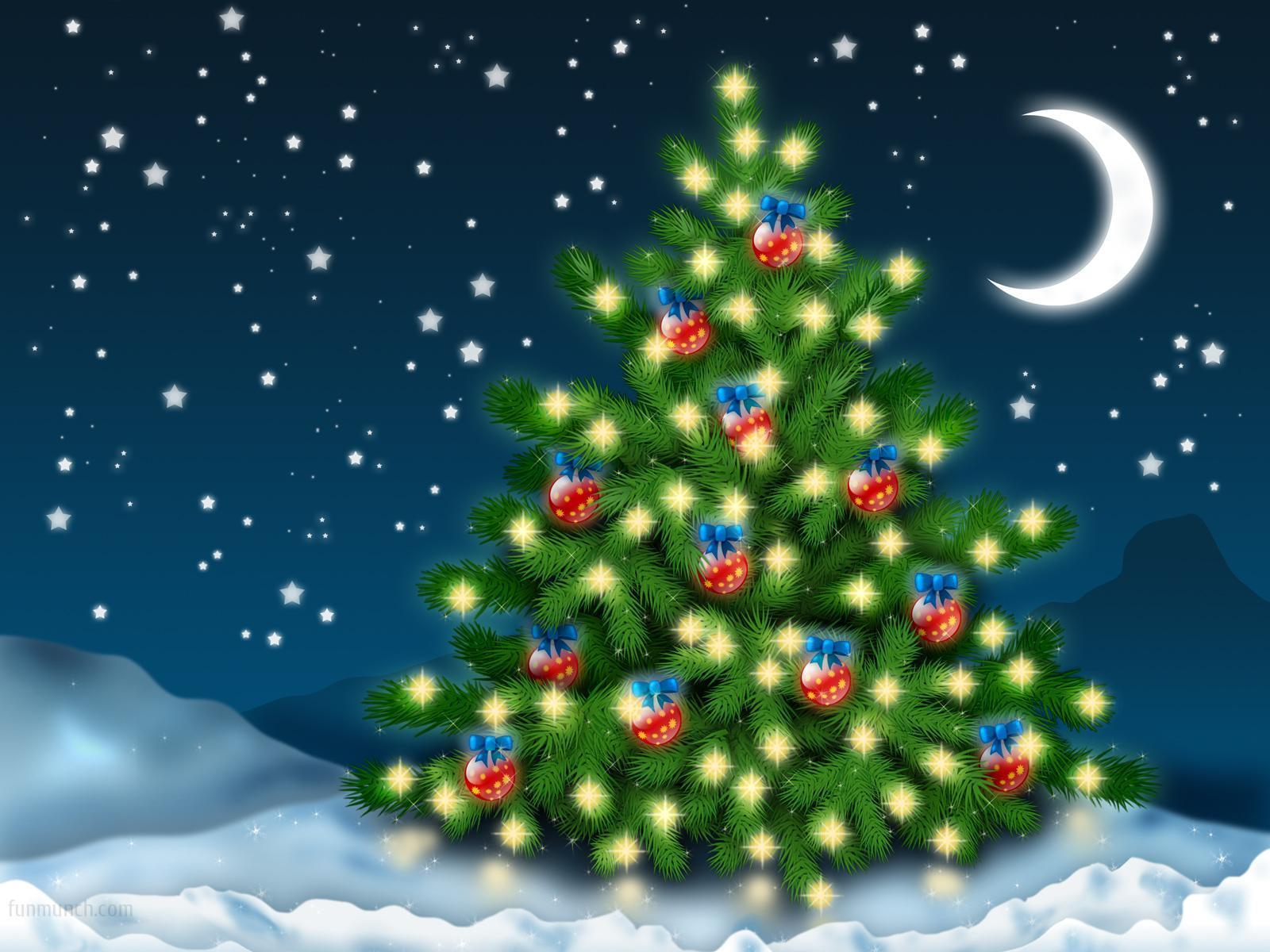 Holley clipart christmas tree light WALLPAPER WALLPAPER CHRISTMAS on Clip