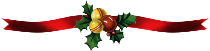 Holley clipart divider Candle Ministry Christmas Network Christmas