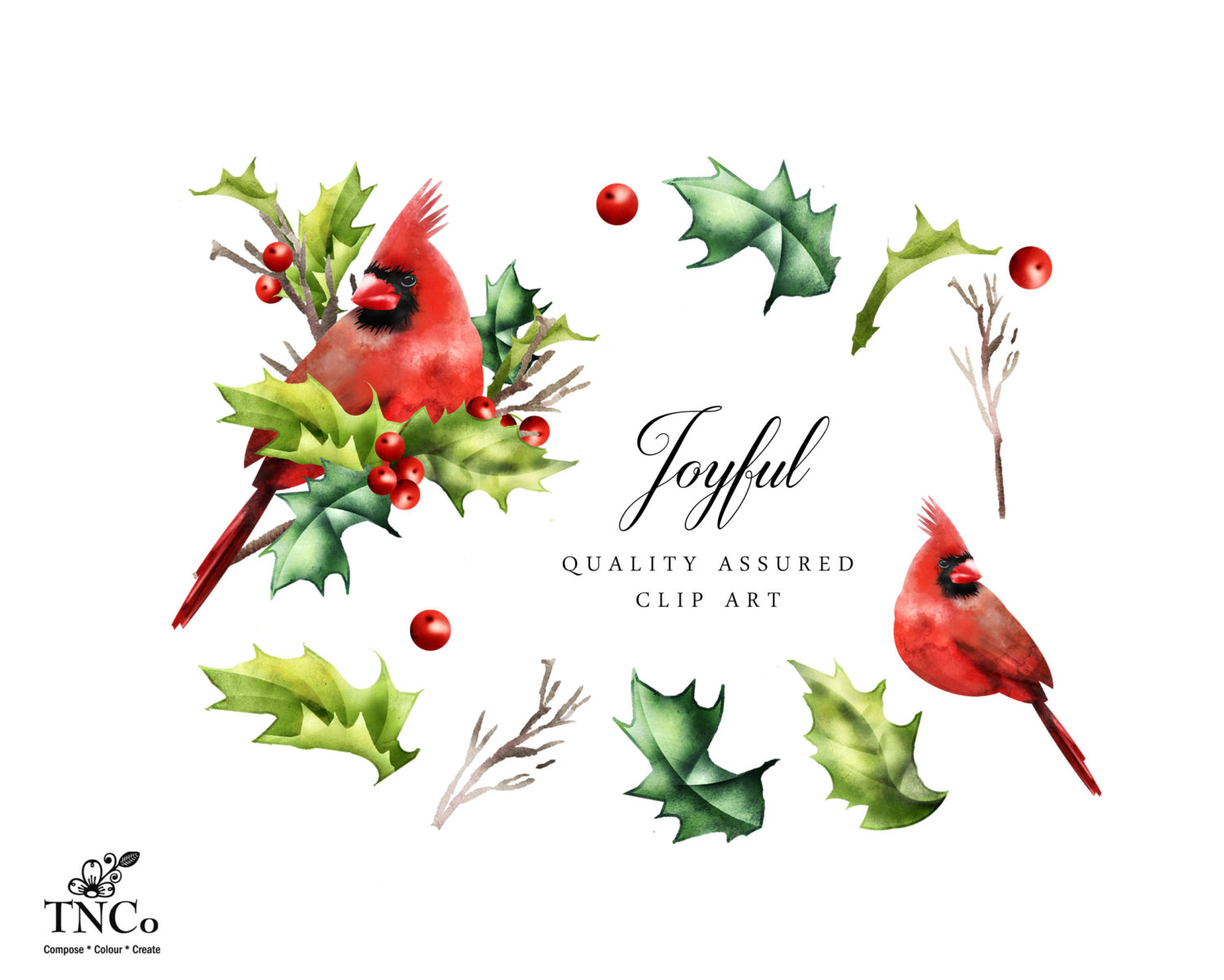 Holley clipart festive Is clipart This clipart