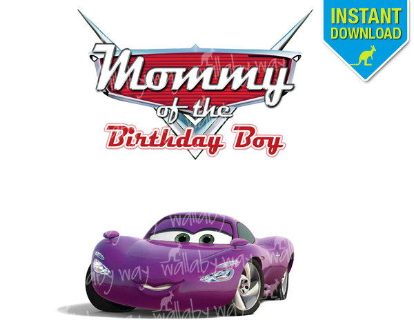 Holley clipart google image CARS item? Shiftwell Birthday Mommy