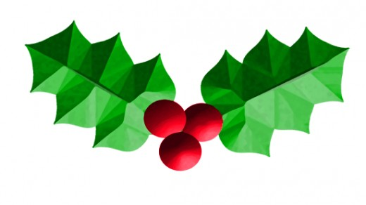 Holley clipart holiday  Berry Art Christmas &