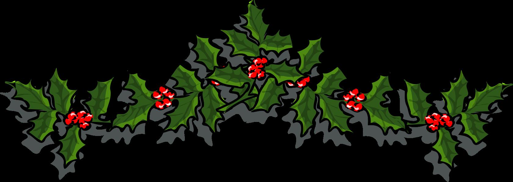 Holley clipart holiday Holly Holly Holiday Holiday Clipart