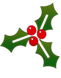 Holley clipart holiday light Light for christmas clip lights
